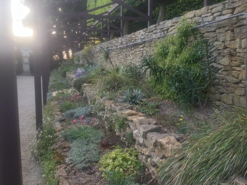 The Alpine Terrace.