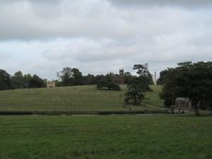 Stowe Garden, Buckinghamshire, England.