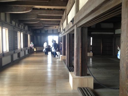 Castle Interior
